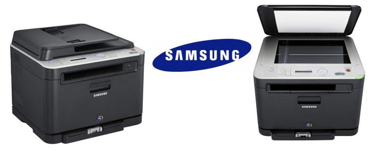 Samsung CLX-3185 drukarka zmiana języka na polski