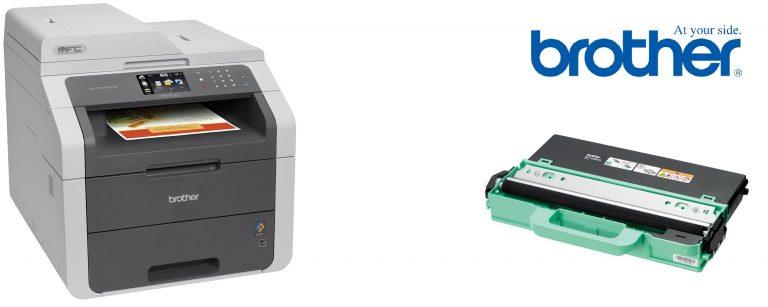 drukarka brother-9340cdw wymiana lub czyszczenie osadnika