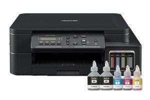 kolorowa drukarka dla studenta 2018 Brother DCP-T510W