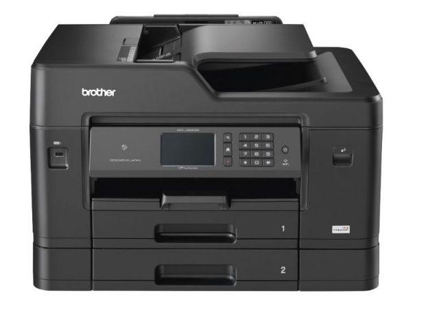 recenzja drukarki Brother MFC-J3930D