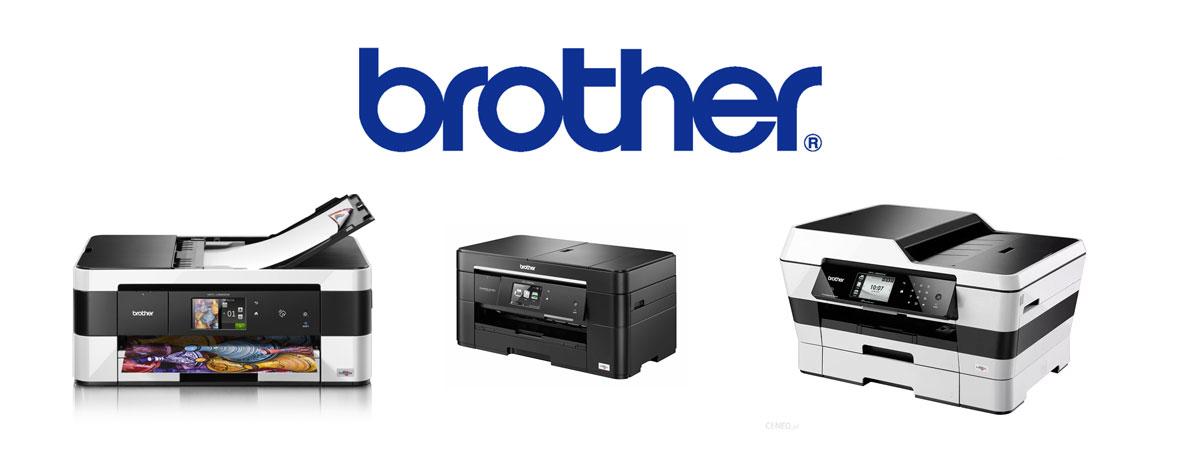 drukarka brother wyłącza się i nie chce się włączyć
