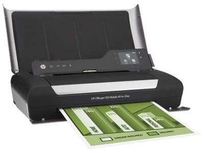 mobilna drukarka hp 150