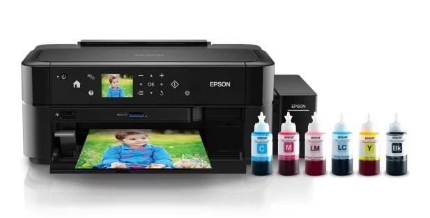 epson l810 recenzja drukarki